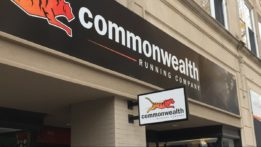Commonwealth Running Company at 1631 Sherman Ave.